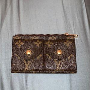 Louis Vuitton pocket coin purse